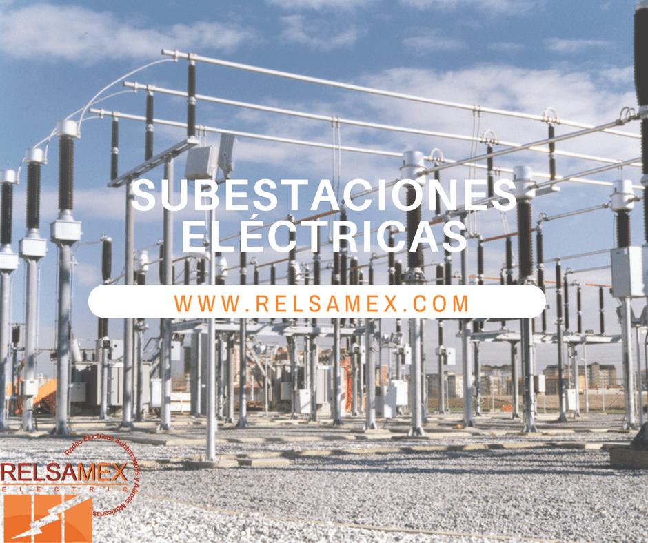 Circuito Que Recorre La Electricidad Desde Su Generación Hasta Su Consumo : Subestaciones elÉctricas relsamex