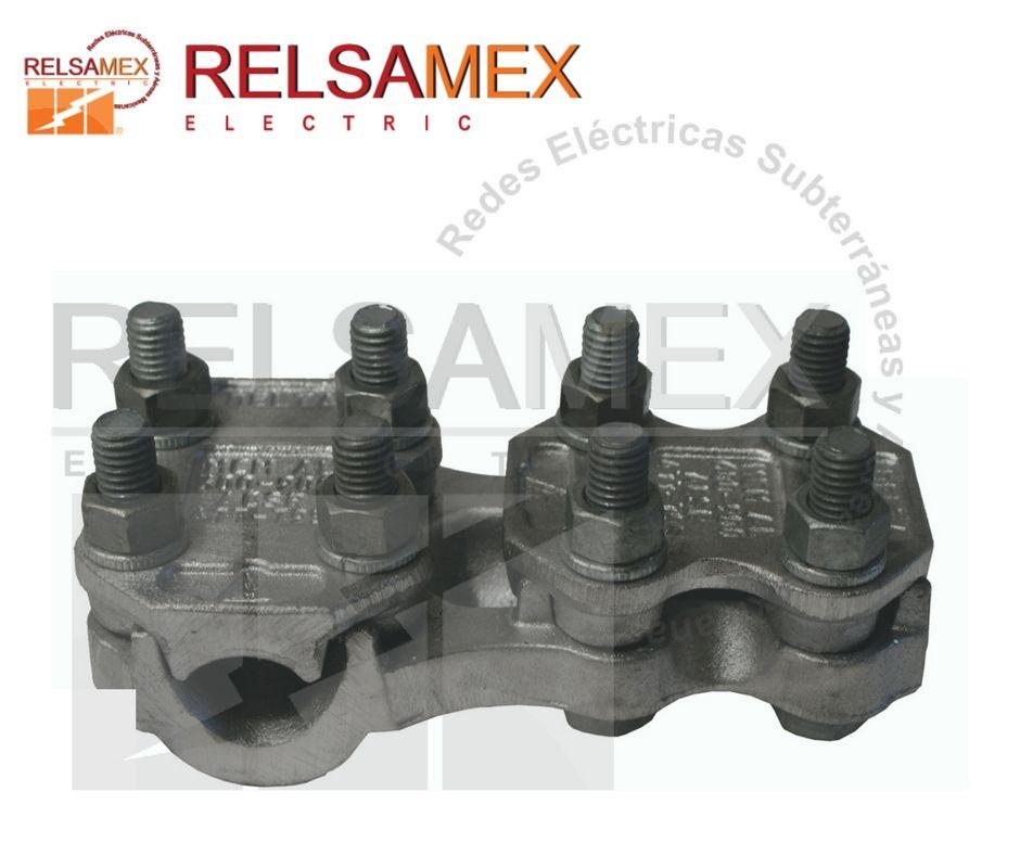 Conector En T Mecanico Para Cable Calibre 795 RELSAMEX