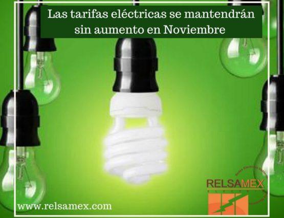 Tarifas Eléctricas